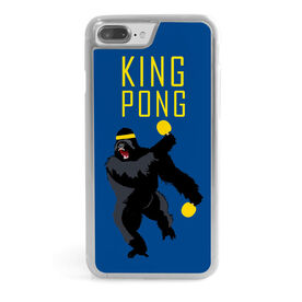 Ping Pong iPhone® Case - King Pong