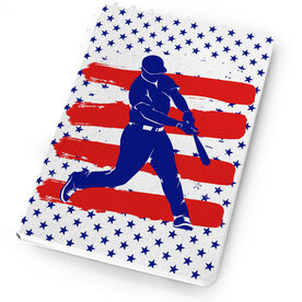 Baseball Notebook USA Batter