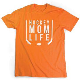 Hockey Short Sleeve T-Shirt - Hockey Mom Life