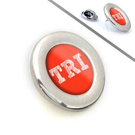 Lapel Pin TRI
