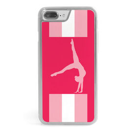 Gymnastics iPhone® Case - Gymnast Stripe
