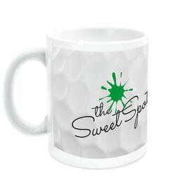 Golf Ceramic Mug Sweet Spot
