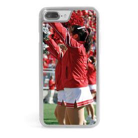 Cheerleading iPhone® Case - Custom Photo