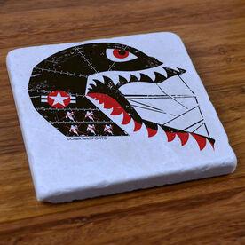 ATTACK' Lacrosse - Stone Coaster
