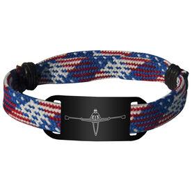 Crew Lace Bracelet Single Boat Adjustable Sport Lace Bracelet