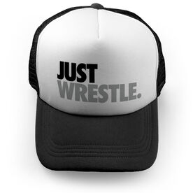 Wrestling Trucker Hat - Just Wrestle