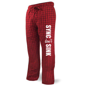 Swimming Lounge Pants Sync Don't Sink