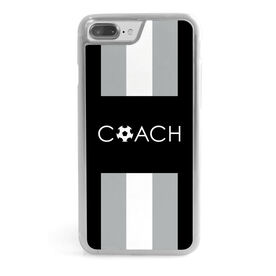 Soccer iPhone® Case - Coach