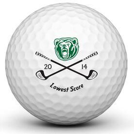 Custom Logo Awards Golf Ball