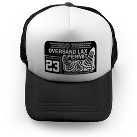 Lacrosse Trucker Hat - Oversand Permit