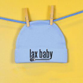 Lax Baby Cap