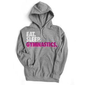 Gymnastics Standard Sweatshirt Eat. Sleep. Gymnastics.