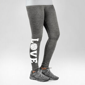 Volleyball Performance Tights Love