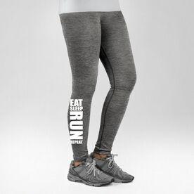 Running Performance Tights Eat Sleep Run