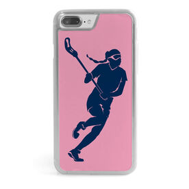 Girls Lacrosse iPhone® Case - Lax Girl