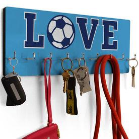 Soccer Hook Board Soccer Love