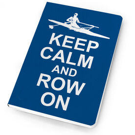 Crew Notebook Keep Calm and Row On