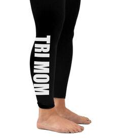 Triathlon Leggings Tri Mom