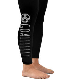 Soccer Leggings GOALLLLLL!