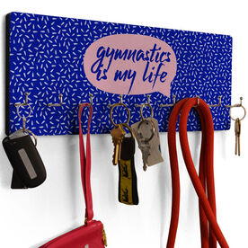 Gymnastics Hook Board Gymnastics is My Life