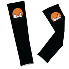 Snowboarding Printed Arm Sleeves Your Logo
