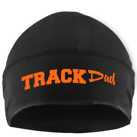 Run Technology Beanie Performance Hat - Track Dad