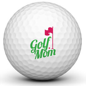 Golf Mom Golf Ball