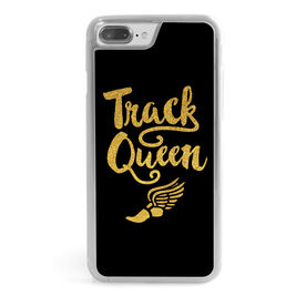 Track & Field iPhone® Case - Track Queen