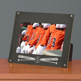 Baseball Photo Display Frame Baseball
