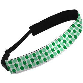 Julibands No-Slip Headbands Clover Pattern