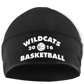 Beanie Performance Hat - Basketball Team Name