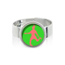 Soccer Girl SportSNAPS Ring