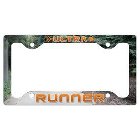 Ultra Runner License Plate Holder
