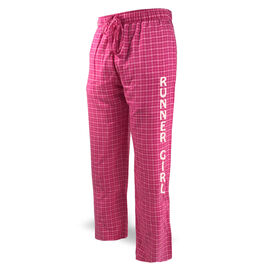 Running Lounge Pants Runner Girl