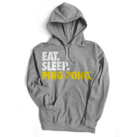 Ping Pong Standard Sweatshirt Eat. Sleep. Ping Pong.