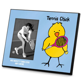 Tennis Photo Frame Tennis Chick