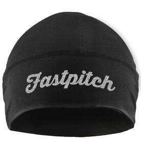 Beanie Performance Hat - Fastpitch Script