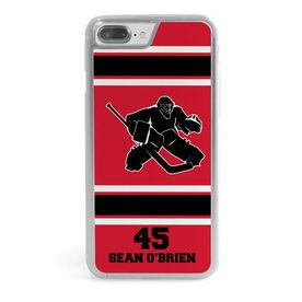 Hockey iPhone® Case - Personalized Goalie