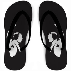Wrestling Flip Flops You're a Champion