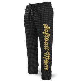Softball Lounge Pants Softball Mom