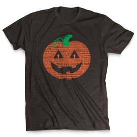 Men's Lifestyle Runners Tee PR Pumpkin Race
