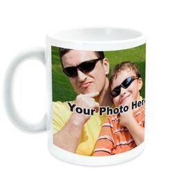 Soccer Ceramic Mug Me & My Dad Custom Photo