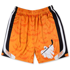 Halloween Hockey Shorts