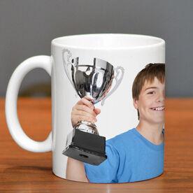 Cross Country Ceramic Mug Custom Photo