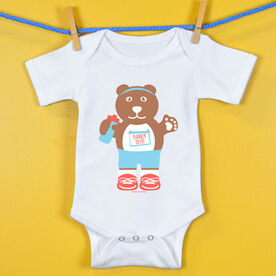 Baby One-Piece Runner Bear