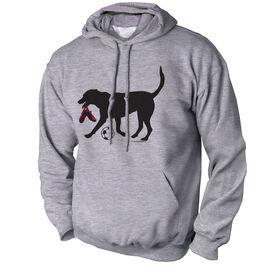 Soccer Standard Sweatshirt Sammy the Soccer Dog