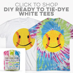 Click To Shop All DIY Ready to Tie-Dye White Tees