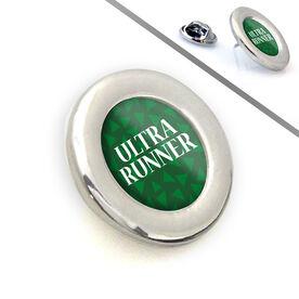 Lapel Pin Ultra Runner