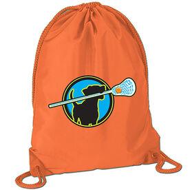 Lacrosse Dog Sport Pack Cinch Sack
