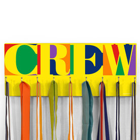 Crew Hooked on Medals Hanger - Crew Mosaic